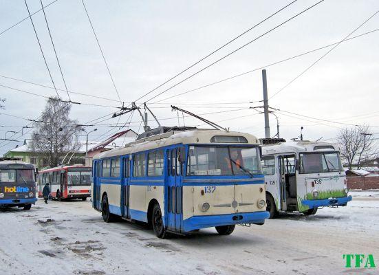 Skoda 9Tr Rivne