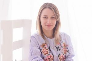 """Волонтерка Уляна Кузик: """"Ніколи не повірю, що Україна — бідна держава"""""""