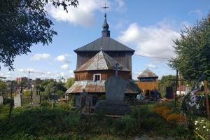 Духовні скарби. Як громада Мостищини рятуватиме давні храми